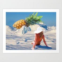 Normality Art Print