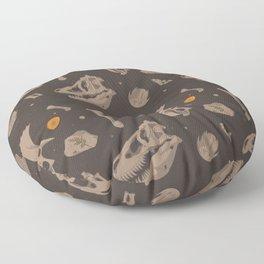 Fossils Floor Pillow