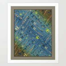 Embrace II Art Print