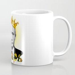 Vladimir Putin the Russian Czar Coffee Mug