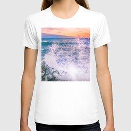 Surf Atlantic Rocky Coast T-shirt