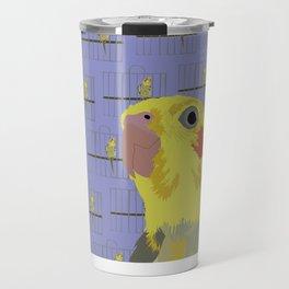 The Cocatiel Gallery Giftshop Travel Mug