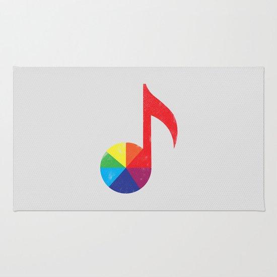 Music Theory Rug