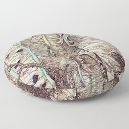Pause and Reflect III Floor Pillow