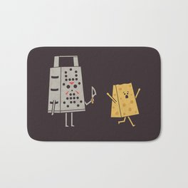 Jason Gorecheese Bath Mat