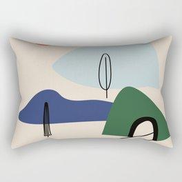 Tunnel Rectangular Pillow