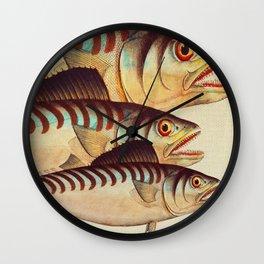 Fish Classic Designs 8 Wall Clock