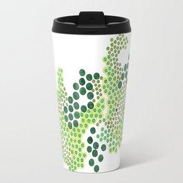 green growth Travel Mug