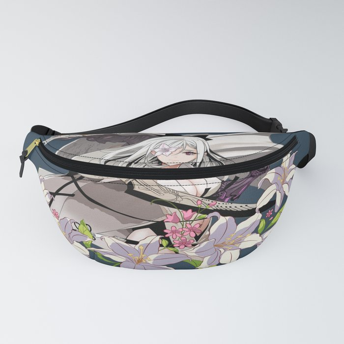 Lady and Dragon Fanny Pack