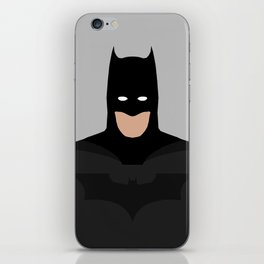 Bat man  iPhone Skin