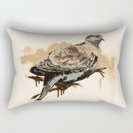 Dove Rectangular Pillow