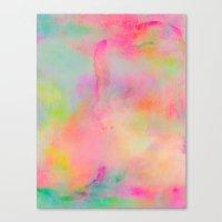 sunshine Canvas Prints featuring Sunshine by Georgiana Paraschiv