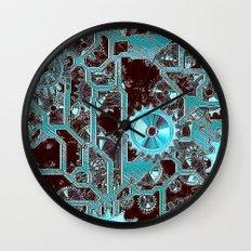 Steampunk,gears Wall Clock