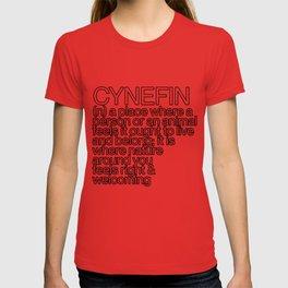 CYNEFIN T-shirt