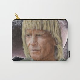 George Greenough- Living Surf Legend Carry-All Pouch