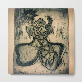 Intuicija Metal Print