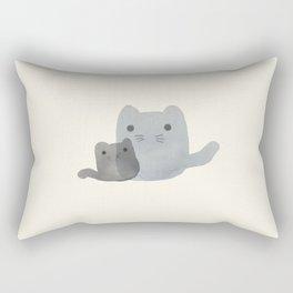 Mom & Me Rectangular Pillow