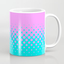 Pink to Blue Coffee Mug