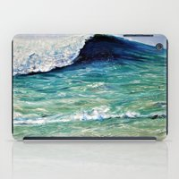 goddess iPad Cases featuring goddess by Terrel