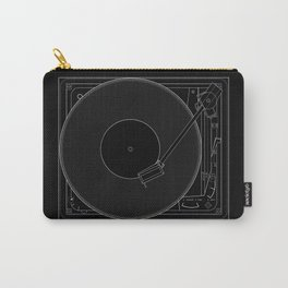 Turntable Carry-All Pouch