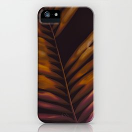 Palm I iPhone Case