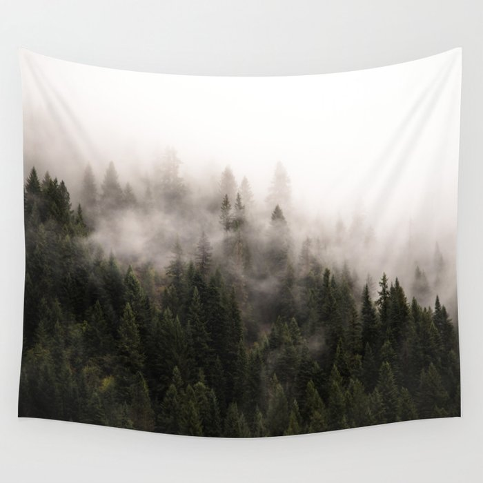 Clearwater Ridge II Wall Tapestry