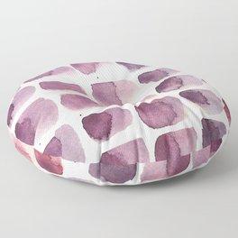 brushstrokes Floor Pillow