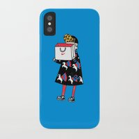 nike iPhone & iPod Cases featuring NIKE by Dain Suh