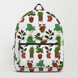 Pot plants  Backpack