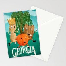 Georgia Stationery Cards