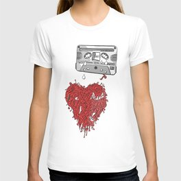 Jx3 Music Series - SIX - Analog Love T-shirt