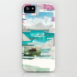 Gone Missing iPhone Case