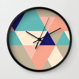 Sand and Shore Wall Clock