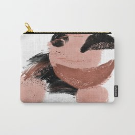 Abstract Sunrise Carry-All Pouch