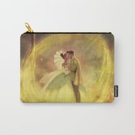 You Just Kissed Yourself a Princess Carry-All Pouch