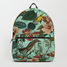 FLORAL AND BIRDS XIII Backpack