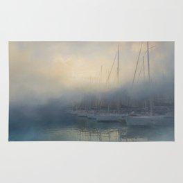 Misty Mooring Rug