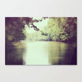 The Great Miami River Canvas Print