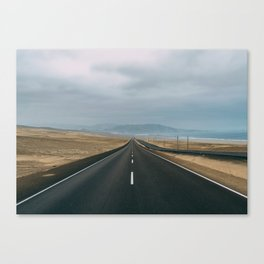 Road to Lima Canvas Print