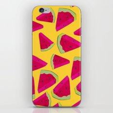 watermelon love iPhone & iPod Skin