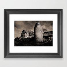 Seaside, capture 33 Framed Art Print
