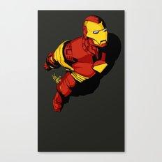 Starks In-Flight 2 Canvas Print