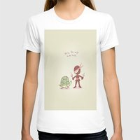 ninja turtle T-shirts featuring ninja turtle  by Curryswagg