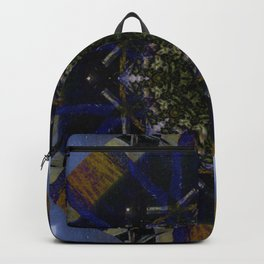 Looking into the galaxy Backpack