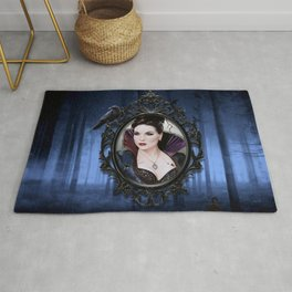 The EvilQueen Poster Rug