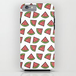 Chunks of Watermelon iPhone Case