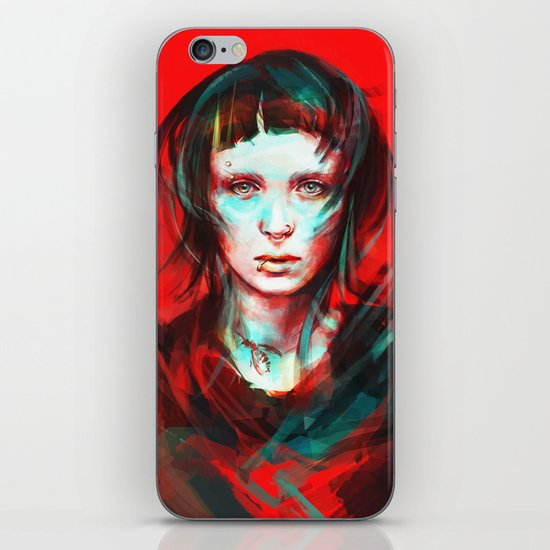 Wasp iPhone & iPod Skin