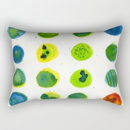 Odd Man Out Rectangular Pillow
