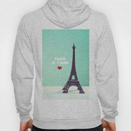 Paris Je T'aime Hoody