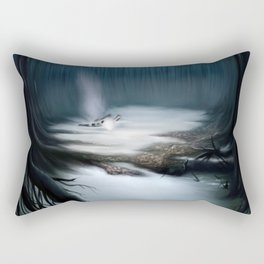 Swamps of Dagobah Rectangular Pillow